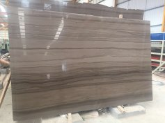 Beautiful Athens Wooden Marble Slabs