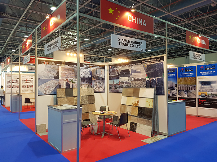 The Stone and Surface Saudi Expo 2017 April 04-06