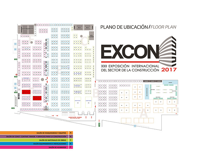 <strong>EXCON PERU OCT 10-14 2017</strong>