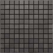1x1 Honed Basalt Mosaic Tile
