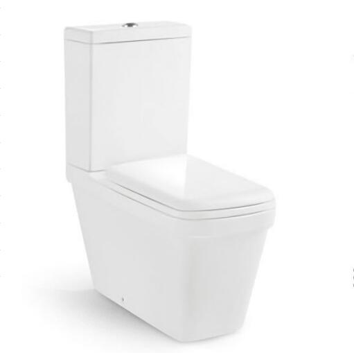 Two Pieces Toliet T8043