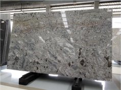 New Aran Blue Granite Slab