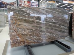 Popular Olympic River Granite Slab For Countertop
