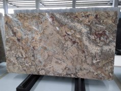 Natural Persa Imperial Granite Big Slab